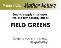 Field Green Shortage - PDF