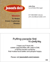 LSM Business Cards