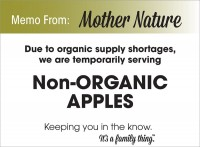 Organic Apples Shortage - PDF